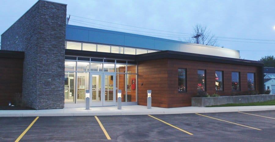 Kenmore Teachers Federal Credit Union Lbm Construction Inc